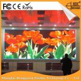 Intdoor hohe Helligkeit farbenreicher Bildschirm LED-P6