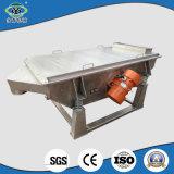 Venda quente chinesa que peneira a peneira de vibração quadrada linear da máquina
