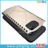 Het Geval van de Telefoon van de Cel van het schild voor Nota 7/6/5/4 van de Melkweg van Samsung