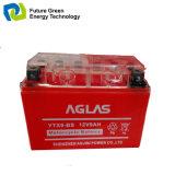 12V4ah gedichtete Leitungskabel-Säure-Batterie für Motorrad