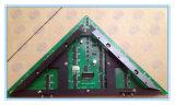 Доска индикации нового СИД будочки/таблицы/пульта синтеза 3D DJ модуля равностороннего треугольника конструкции