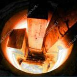 Медно-латунная плавильная индукционная печь для литья