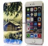 Accessories móvel IMD Customize 3D Sublimation Printing TPU Caso para o iPhone 5/5se Cell Phone Cover Caso do iPhone 6/6s