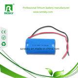 batería de ion de litio de 2600mAh Samsung 18650 para la motocicleta eléctrica