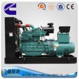 Комплект генератора молчком силы 150kw Cummins тепловозный с ATS