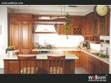販売の2016純木OEMの食器棚