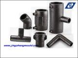 Moulage par injection d'ajustage de précision de pipe de coupleur de PE (JZ-P-C-04-999)