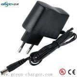 Chargeur normal de batterie Li-ion de jouet du support 8.4V 0.6A RC de mur de fiche d'US/UK/EUR