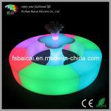 Mobilier de divertissement LED pour fête