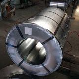 Tôle d'acier galvanisée par paillette régulière plongée chaude dans la bobine