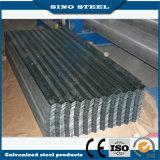 Dx52D 건축은 직류 전기를 통한 물결 모양 강철 루핑 장을 Prepainted
