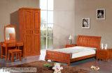 고품질 침실 가구, 나무로 되는 침대, 호텔 침대 (201)