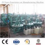 Gummireifen-Raupe-Ring-Scherblock-Maschine für die Wiederverwertung des Gummireifens