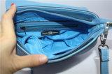 女性のための2016のレトロのクラシックレーザーPUのハンドバッグ