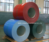 SGCC Prepainted гальванизированный стальной лист в катушках PPGI