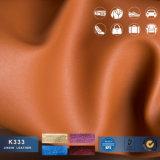 Leer van pvc van de goede Kwaliteit het Kunstmatige Synthetische voor de Materialen van de Aktentas van Mensen