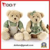 Urso de assento da peluche do luxuoso do presente dos Valentim com material macio