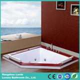 Гидро ванна массажа с латунными компонентами (TLP-667)