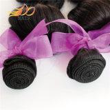 Weave волос Remy волны естественных волос девственницы черноты йБ бразильских свободный