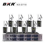Микрофон Kx-D718 встречи 8 цифров канала беспроволочный