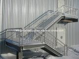 Prefab/prefabriceerde het Pakhuis van het Staal voor het Gebruik van de Opslag