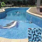 Tegels van het Mozaïek van het Zwembad de Blauwe