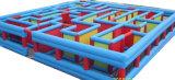Labirinto gonfiabile del laser della nuova del gigante 2017 modifica del laser