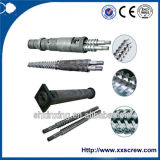 Ökonomisches Conical Twin Screw Barrel für Sale