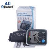 Sphygmomanometer portable del contador del monitor de la presión arterial de Bluetooth