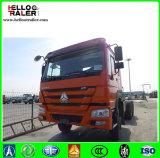 大きい割引の熱い販売のSinotruk HOWO 6X4 336HP Euro2シャーシのトラクターのトラック