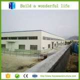 Entrepôt de bâti en acier de modèle de cloche d'usine
