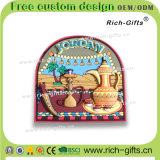 Belüftung-Kühlraum-Magnet-Andenken-Förderung-Geschenke Taj Mahal Indien (RC-IA)