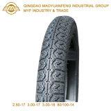 3.00-18 China-Fabrik-Großverkauf-Straßen-Muster-Motorrad-Reifen