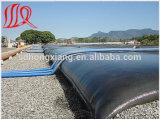 uso liso de Geotubes do forro do HDPE de 1.5mm para a costa de mar