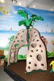EN1176 Playground de Plástico ao Ar Livre Popular na Europa