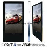 22inch 3G WiFi de Volledige HD Verticale Schermen van de Reclame LCD
