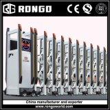 Via principal automática telescópica de Rongo