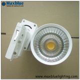 30W CREE COB LED Track Light pour éclairage de magasin de vêtements