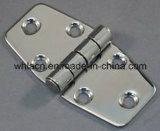 Cerniera di vetro del hardware della scala dell'acciaio inossidabile (pezzo fuso perso della cera)