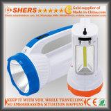Nachladbare 1W LED Taschenlampe mit PFEILER LED Schreibtisch-Licht (SH-1982)