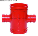 Fer ductile 300psi Filetage NPT 22.5 degrés Elbow