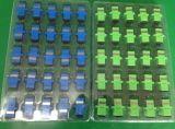 De enige Optische Adapter van de Vezel van de Koppeling van Sc van de Wijze Multimode Simplex/Duplex Optische