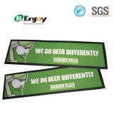 Facotry profissional para a esteira do serviço da barra da cerveja com logotipo feito sob encomenda