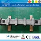 Tambor gêmeo da extrusora de parafuso da alta qualidade para a indústria plástica