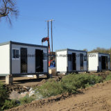 Casa Pre-Costruita commerciale del contenitore per il campo di lavoro