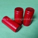 Верхние капсулы для запечатывания бутылки, профессиональное изготовление Shrink PVC сбывания