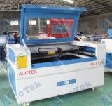 Laser die van het Ontwerp van Acctek de Nieuwe Scherpe Machine 1390 graveren