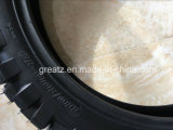 del neumático y del tubo (120/90-18) (120/100-18) (4.10-18) de la motocicleta del camino (140/80-18)