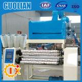 Лакировочная машина подгонянная Gl-1000d автоматическая слипчивая