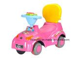 ペダルが付いている1台の多機能の子供のスクーターの振動車に付き3台